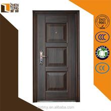 Sound proof stainless steel security door design,stainless steel grill door design,entry steel door
