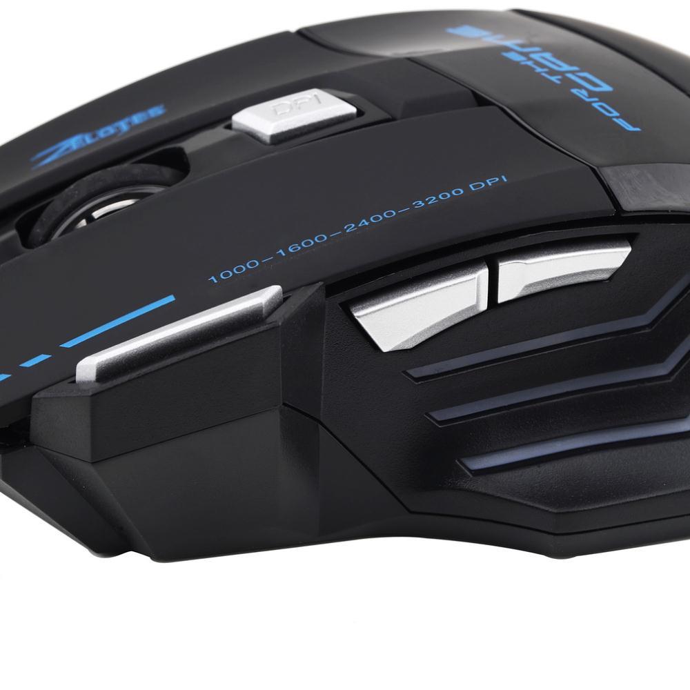 Gaming Mouse Mice Pro - Settaggi dei DPI