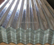 SGCC DX51D SGLCC Hot Dipped Corrugated Galvanized/Galvalume/Zincalume Steel Sheets Metal Roofing Sheets 36