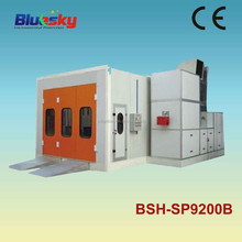 BSH-SP9200B wise selection car painting oven/car baking room/spray booths used