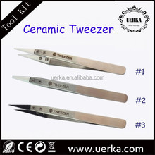 New arrive rda atomizer vapor coil tool Ceramic Tweezer