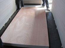 linyi gaotong comercial chapas de madera en el precio al por mayor para la venta
