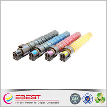 compatible ricoh aficio mpc3500 toner/copier color toner cartridge
