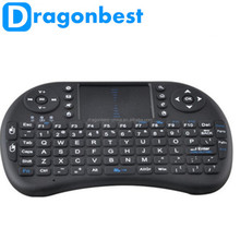 Rii i8 2.4G Mini Wireless Keyboard and Mouse For Smart TV
