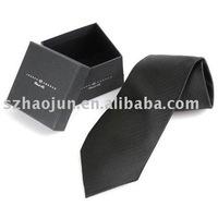 Tie packaging paper box