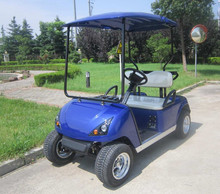 2 seats Classic golf car for golf courses