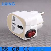 Universal adapter plug/kema keur/ switching adapter