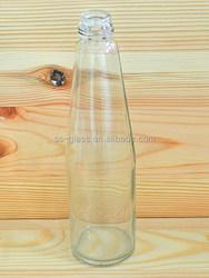 High quality 445ml Fruit juice glass bottle beverage glass bottle