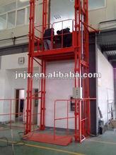 9m Outside Hydraulic Goods Lift 1500kg