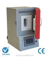 CE& ISO Approved touch screen intelligent high temperature ashing muffle furnace for coal analysis