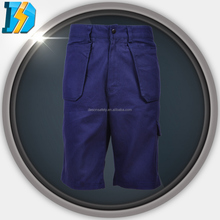 workwear coverall for car wash with 2 slide pockets and 1 side pocket on left leg