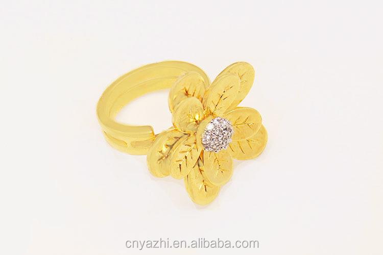 Championship Ring Designer Design Gold Finger Ring