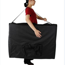 Adjustable portable folding therapy beauty masssage bed
