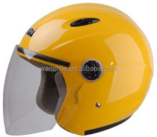 motorcycle accessories ABS plastic open face helmet