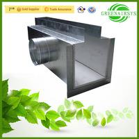 Air Conditioning Parts Air Diffuser Plenum Box for HVAC System