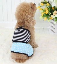 Cotton summer dog jumper,stripes dog jumpers,pet jumper for dog
