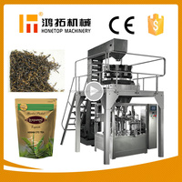 Full automatic electronic weighing best price tea bag packing machine