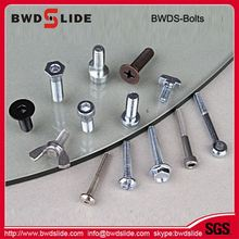 Black iron screws m2x7 mini pan head self tapping screw
