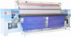 Industrial computer quilting embroidery machines for sale