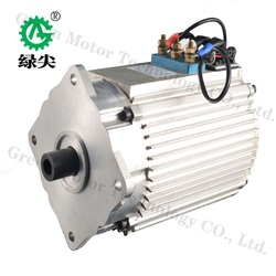 5kw 48v High torque pure electric shuttle bus drive kits,electric sightseeing/shuttle bus