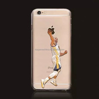 phone accessory, for iphone 6 plus case, NBA stars for iphone6 case 5.5inch