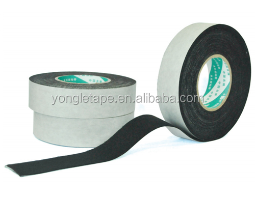 Automotive self adhesive felt tape for slap up