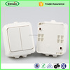 IP20 16A 250VAC 110Hz switch vertical slide switch switch knob