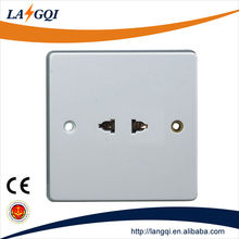 2014 Modern Style Decorative Electrical Wall Socket