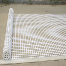 high tenacity polyester coal mine geogrid with China patent