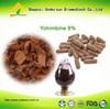 pure natrual yohimbine bark extract, Yohimbine extract, yohimbine hcl powder