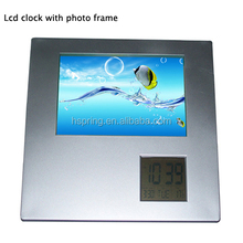 Lowest Cost digital alcohol tester with lcd clock