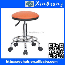 XQ-712 PU movable barber chairs barber stool