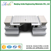 Expansion joint filler concrete wall covering