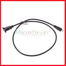 2013 hot selling micro hdmi male to hdmi female adapter cable