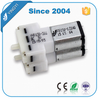 low noise micro pump for electric products 3v low voltage mini pump