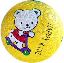 Designer new products small basketball to children