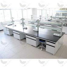 Direct factory durable cheap price lab school furniture