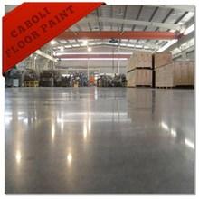 Inorganic Zinc Rich Base Paint for workshop floor