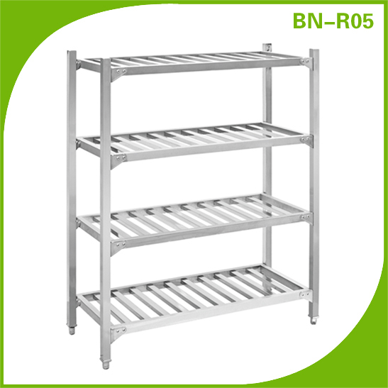 stainless steel commercial kitchen rack storage shelf. Black Bedroom Furniture Sets. Home Design Ideas