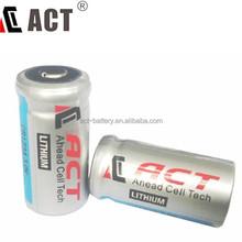 Security battery CR123A 1500mAh CR17335