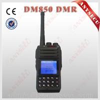 Factory Cost TDMA technology ANYSECU 850 ce GPS Walkie talkies