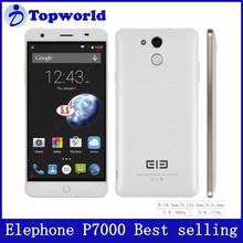 China Famous Brand Phone Elephone P7000 5.5 inch Android 5.0 MTK6572 64bit octa core 3GB RAM 16GB ROM 4G LTE Phone