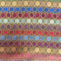 Song brocade top- class factory price silk fabric african