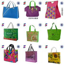 2014 fashion recyclable non woven shopping bag