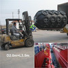 For ships and docks inflatable buoy floating fenders made by Florescence