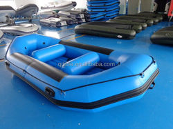 double layer cheap fishing river rafting boat
