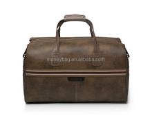 2015 fashion large leather travel bag with big capacity