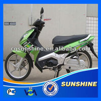 Approved Pocket Moped Motorcycles Made in China (SX110-8)