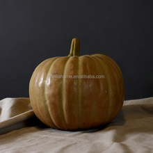 Wholesale Cheap Fall Decorative Plastic Artificial Pumpkins