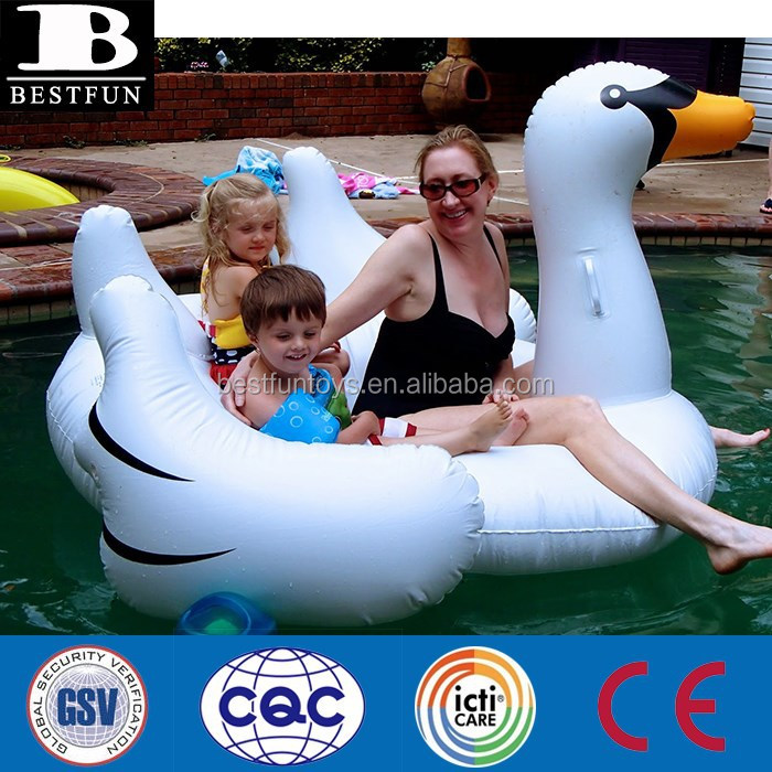 Large Inflatable Swan Giant